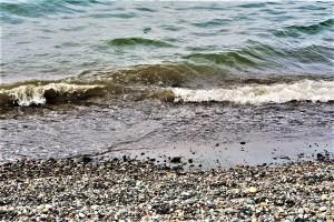 Am Strand von Batumi