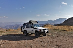 Mit dem Auto durch Armenien