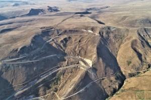 Vardenyats Pass, Armenien