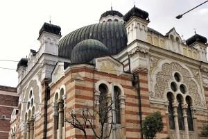 Synagoge Sofia, Bulgarien