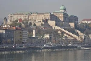 Castle complex Budapest, Hungary
