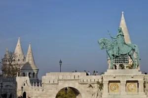 Fisherman's Bastion Budapest