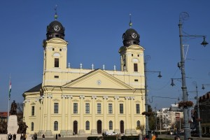 Große Reformierte Kirche in Debrecen, Ungarn