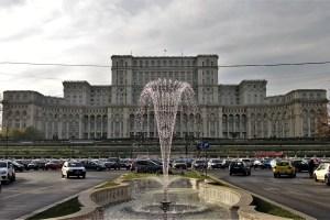 Parlament Palace Bucharest