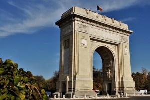 Triumphal Arch Bucharest