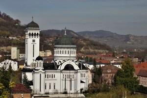 Holy Trinity Church Sighisoara, Romania