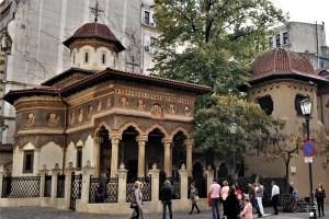 Kloster Stavropoleos, Bukarest