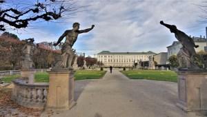 Schloss Mirabell Salzburg, Österreich