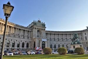 Hofburg Wien, Österreich