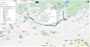 Bearbeitung von Kartendaten in Google Maps