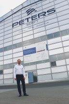 Die Peters Werft in Wewelsfleth