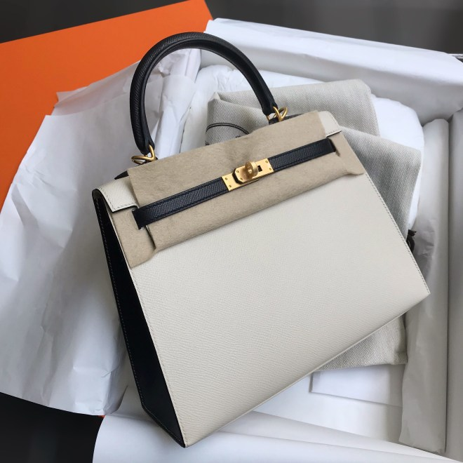 Hermes kelly 25 HSS craie and black.JPG