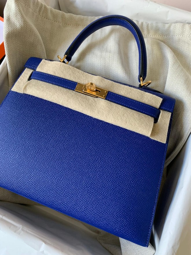 Hermes K25 Blue Electric GHW.JPG