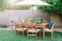 Outdoor Summer Celebrations With Rue