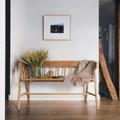 Benches For Living Rooms Ideas Curtains In Room Editor Obsession Hk S Wooden Bench Rue Shaker Is We Dedicated A Whole Market Page To It Which Why I Loved This Option From Feels Like An Updated Version