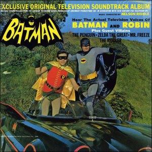 Batman And Robin Original TV Television Soundtrack