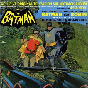 Batman And Robin Original TV Television Soundtrack