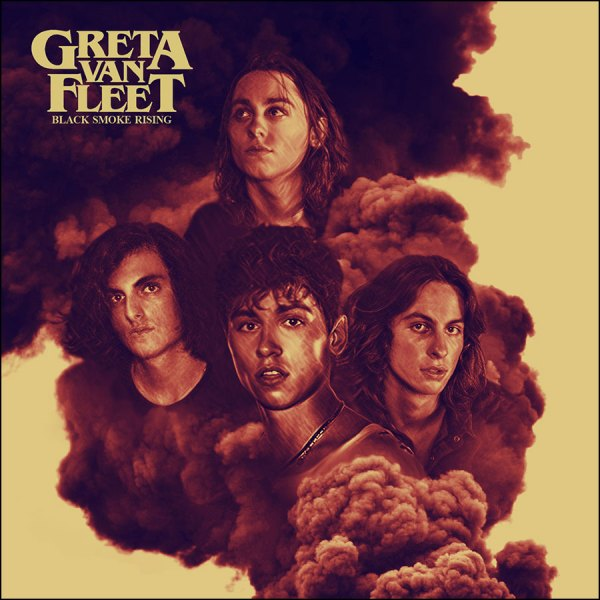 Greta Van Fleet: Black Smoke Rising