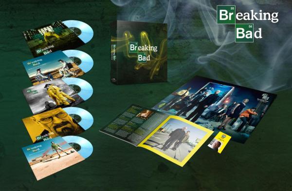 Breaking Bad Vinyl-Only Box Set Is Here