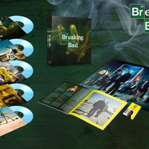 Breaking Bad Vinyl-Only Box Set Is Here