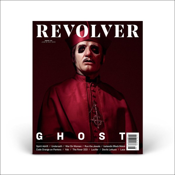 Revolver Magazine June/July 2018 (Ghost Box Set)