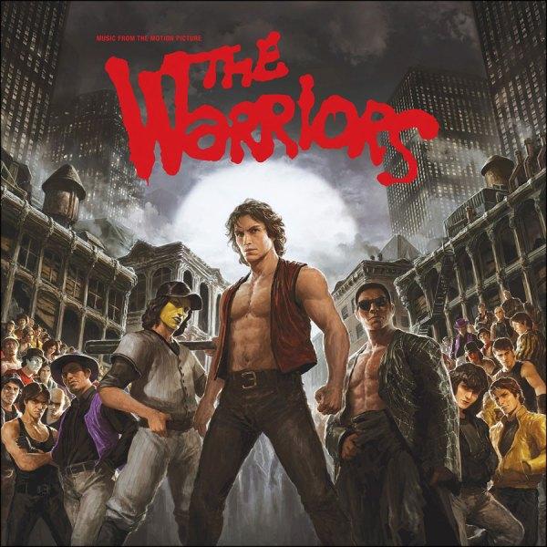 The Warriors: Soundtrack (Exclusive Coloured Vinyl 2x LP)