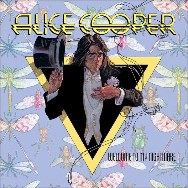 Alice Cooper: Welcome To My Nightmare (Coloured Vinyl)