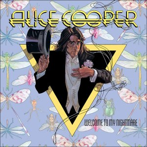 Alice Cooper: Welcome To My Nightmare (Coloured Vinyl)