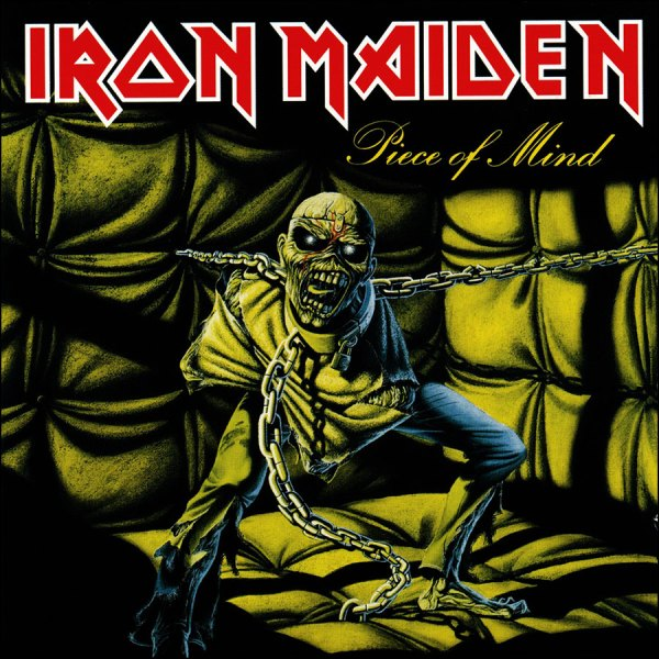 Iron Maiden: Piece Of Mind (The Studio Collection)