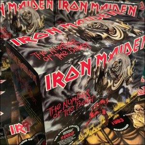 Iron Maiden The Studio Collection