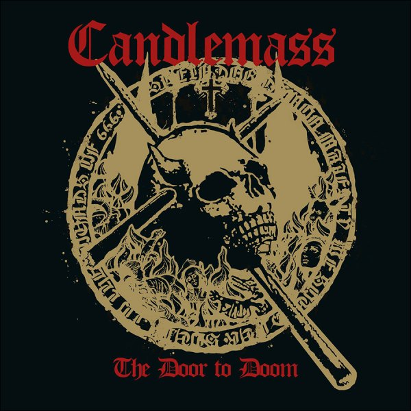 Candlemass: The Door To Doom (Double LP)