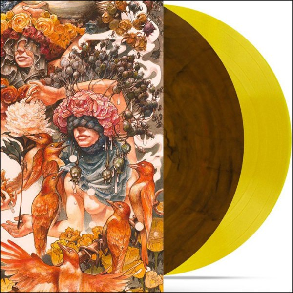Baroness: Gold & Grey (Coloured Vinyl)