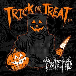Twiztid: Trick Or Treat (Orange/White/Black Vinyl)