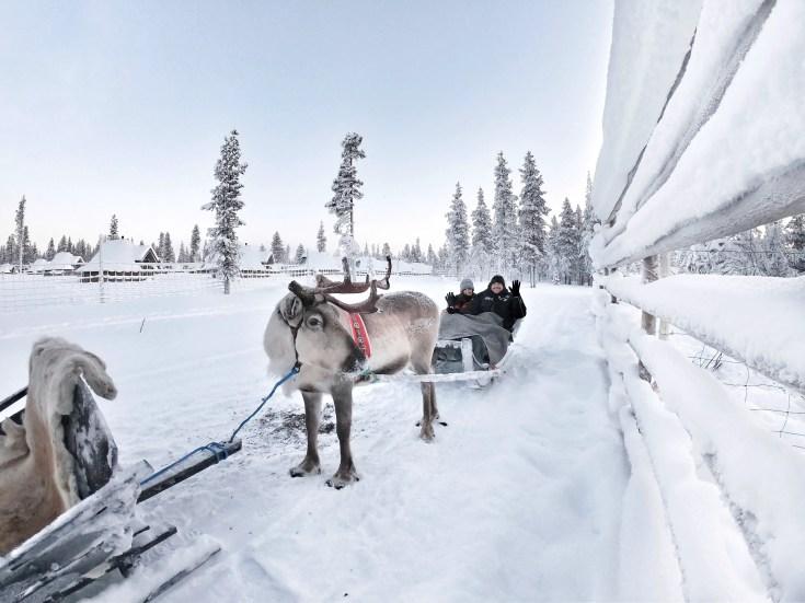 לאן טסים החורף? לפינלנד!