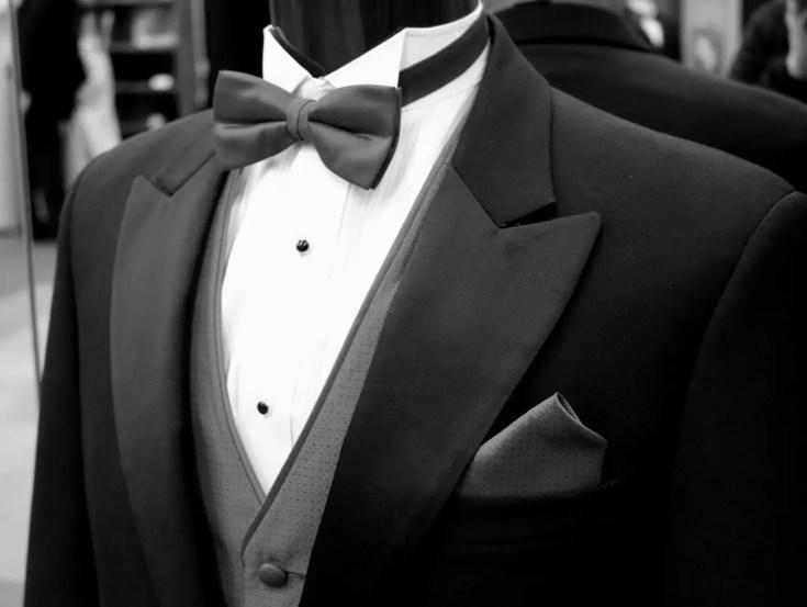 קוד לבוש Black tie