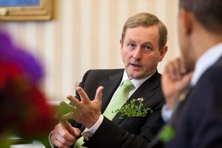 חפתים ראש ממשלת אירלנד