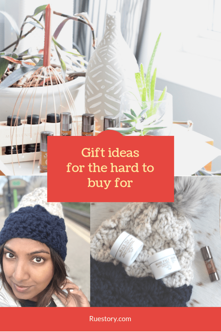 Gifts for the hard to buy for