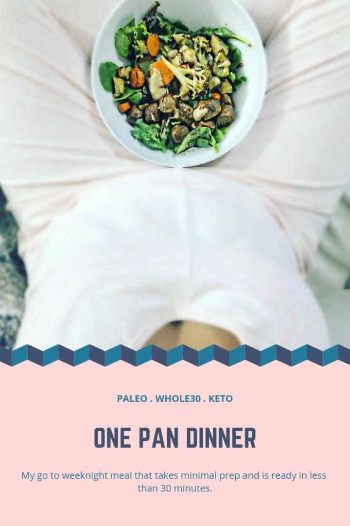 Easy Weeknight Sheet-pan Dinner
