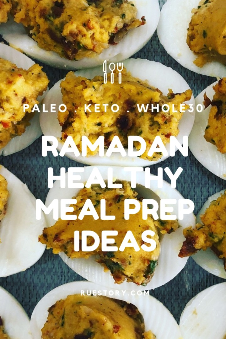 Ramadan Healthy Recipe Round-up