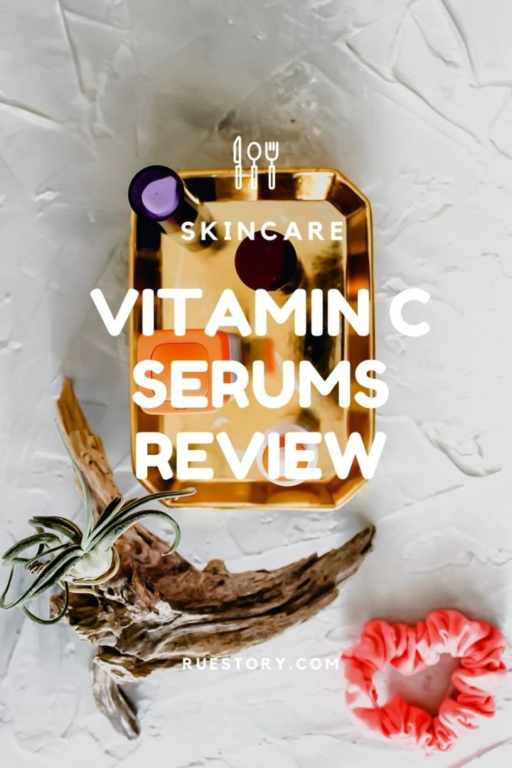 The Vitamin-C Serum Review