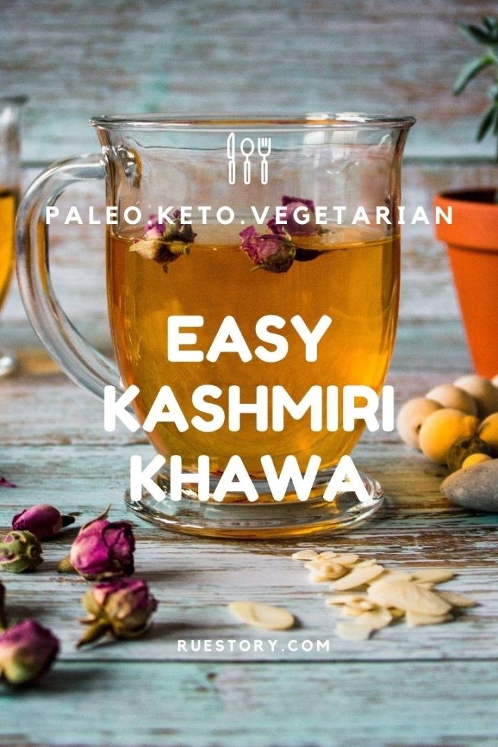 Kashmiri Khawa (Paleo, Keto, Whole30)
