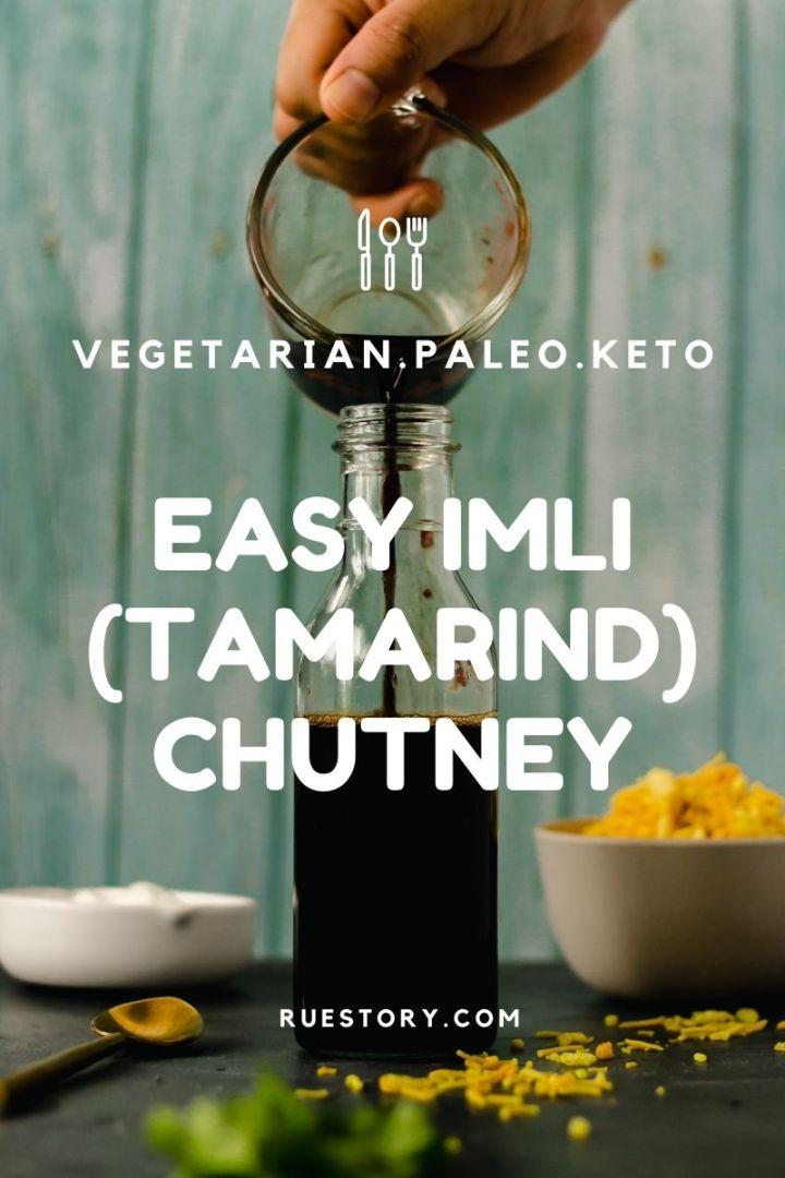 Imli Chutney (Paleo, Keto)