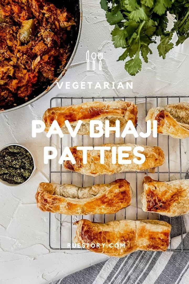 Pav Bhaji Patties
