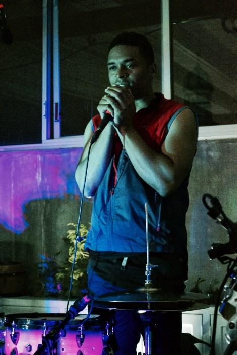 Clínica de Deantoni Parks @ Mooi Collective - Photo by Rodrigo Zamora