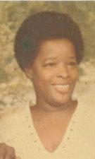 Arlene Washington – 1938-2019
