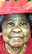Bertha Beatrice Brown-Harris – 1925-2019