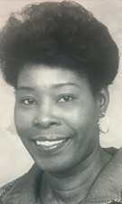 Vera Faye Marshall Jerrod – 1948-2019