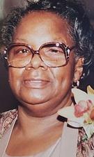 Martha Jean Tate – 1941-2020