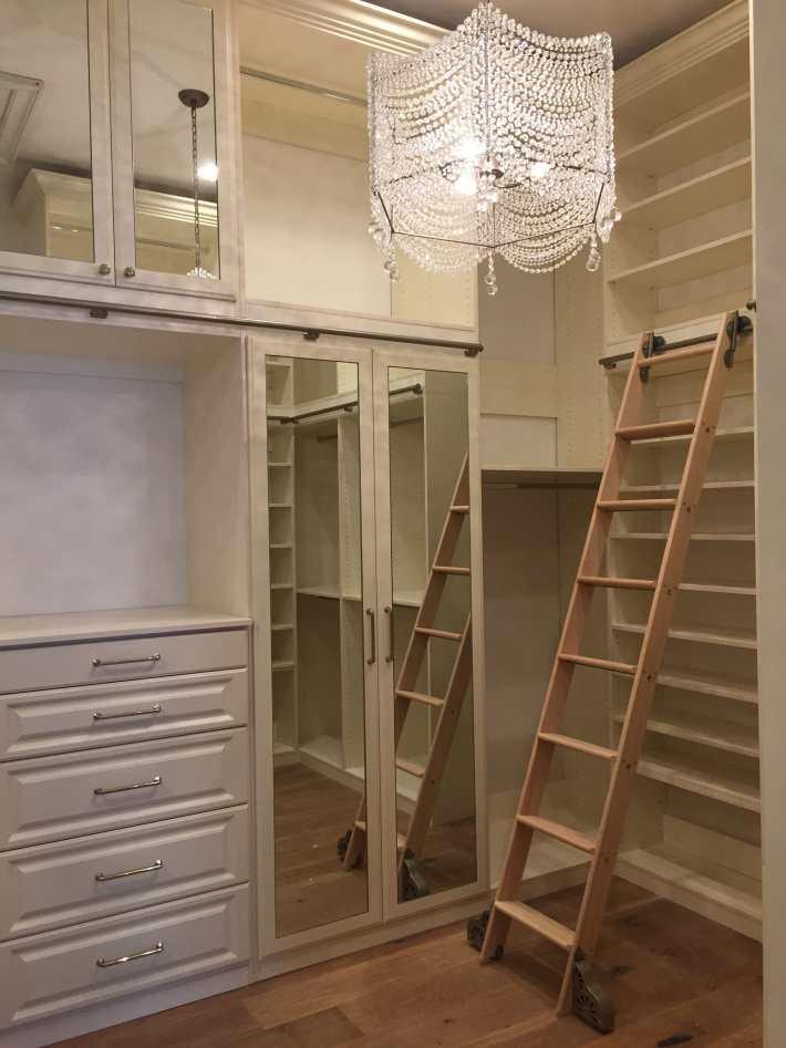 Master closets designs