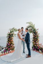 Tropical Living Coral Destination Wedding in Phuket